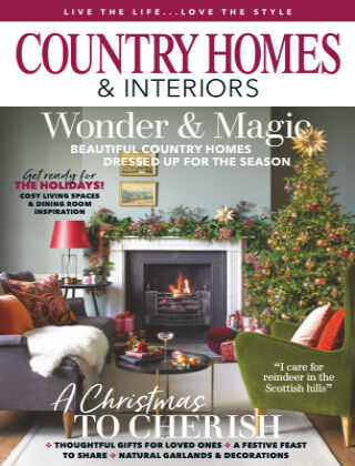 Country Homes & Interiors December 2020