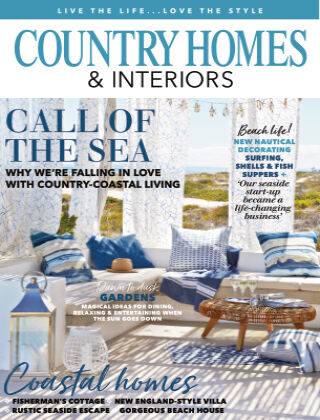 Country Homes & Interiors August-21