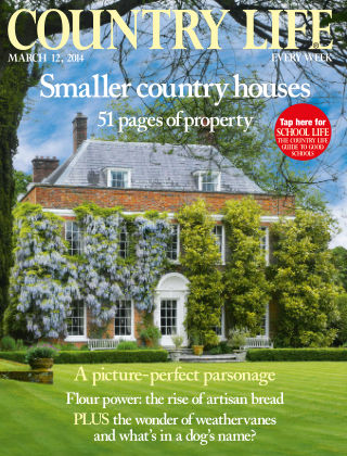 Country Life 12th March 2014