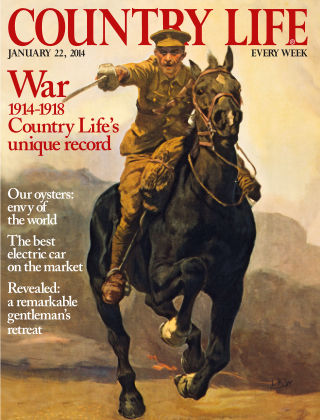 Country Life 22 January 2014