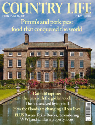 Country Life 19 February 2014