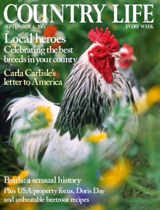 Country Life 4th September 2013