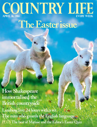 Country Life 16th April 2014