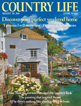 Country Life 20th August 2014