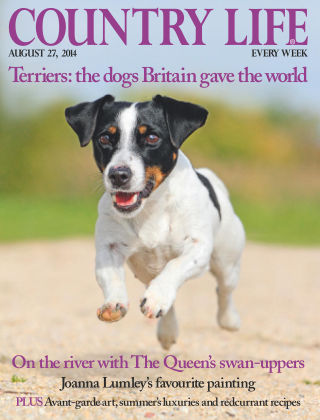 Country Life 27th August 2014