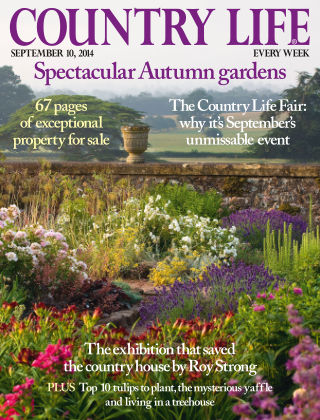 Country Life 10th September 2014