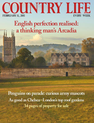 Country Life 11th February 2015