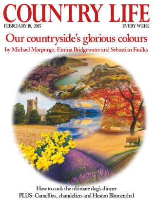 Country Life 18th February 2015