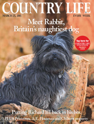Country Life 25th March 2015