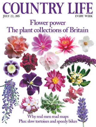Country Life 22nd July 2015
