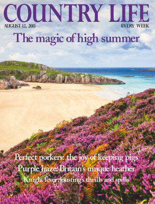 Country Life 12th August 2015