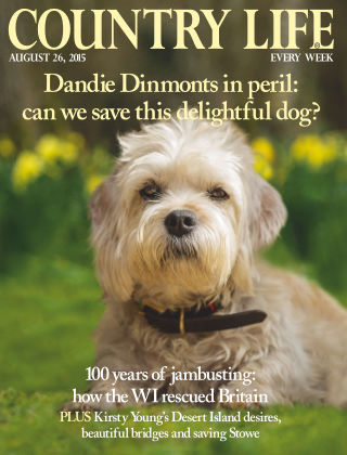 Country Life 26th August 2015