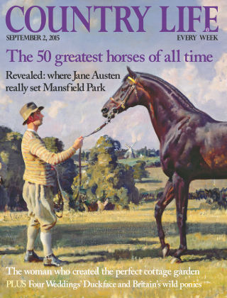 Country Life 2nd September 2015