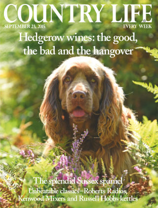 Country Life 23rd September 2015