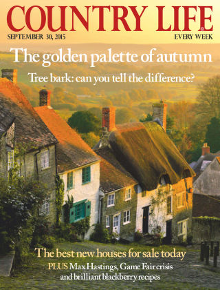 Country Life 30th September 2015