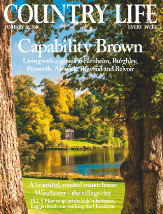 Country Life 20th January 2016