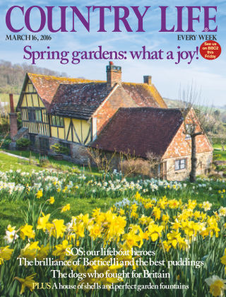 Country Life 16th March 2016