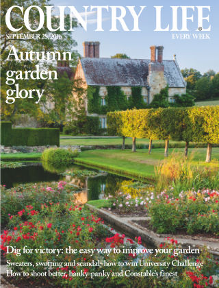 Country Life 28th September 2016