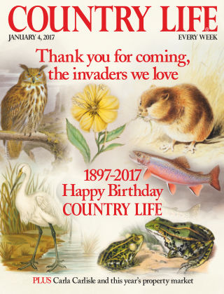 Country Life 4th January 2017