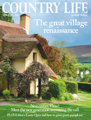 Country Life 12th April 2017