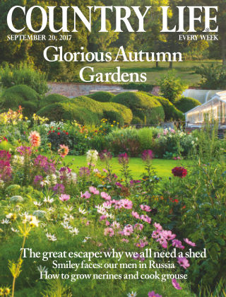 Country Life 20th September 2017