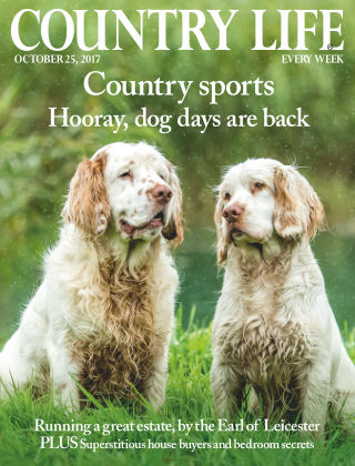 Country Life 25th October 2017