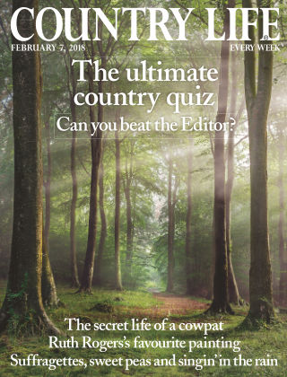 Country Life 7th February 2018