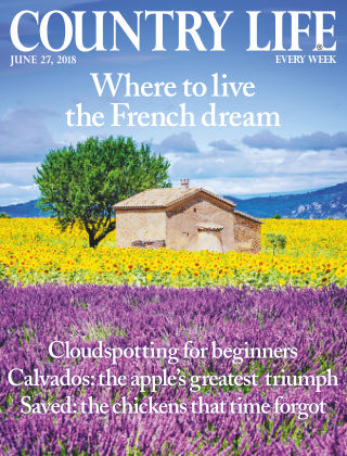 Country Life 27th June 2018