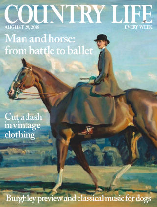 Country Life 29th August 2018