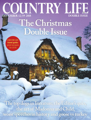 Country Life 12 19 December 2018