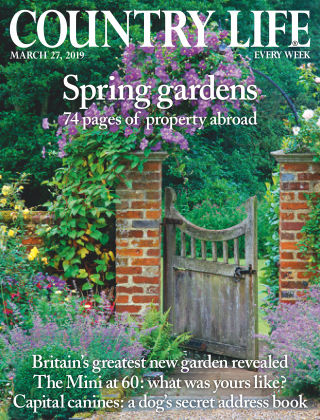 Country Life 27th March 2019