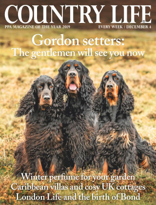 Country Life 4th December 2019