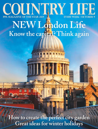 Country Life 9th October 2019