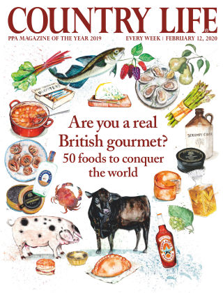 Country Life 12th Feb 2020