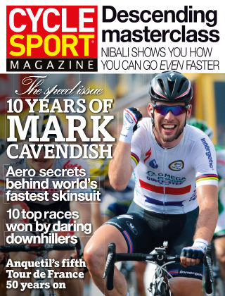 Cycle Sport Magazine March 2014