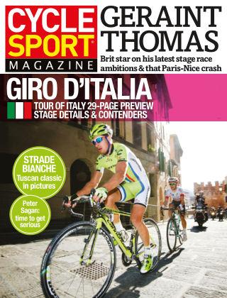 Cycle Sport Magazine June 2014
