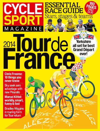 Cycle Sport Magazine Summer 2014