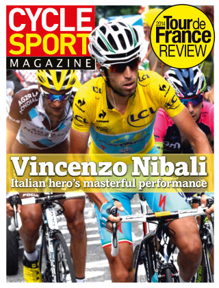 Cycle Sport Magazine September 2014