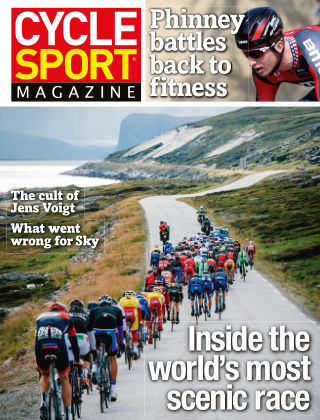 Cycle Sport Magazine October 2014