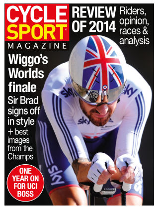 Cycle Sport Magazine December 2014