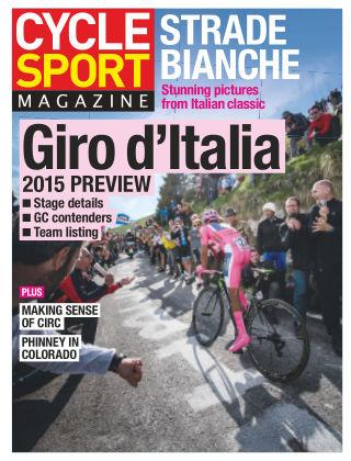 Cycle Sport Magazine June 2015