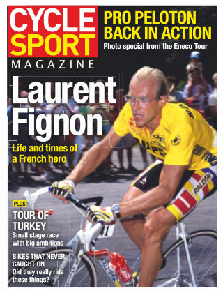 Cycle Sport Magazine October 2015