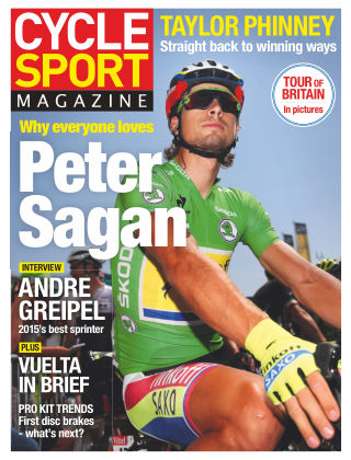 Cycle Sport Magazine November 2015