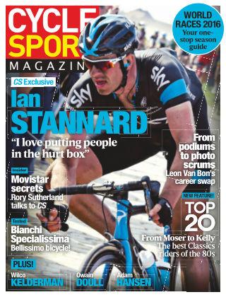 Cycle Sport Magazine February 2016