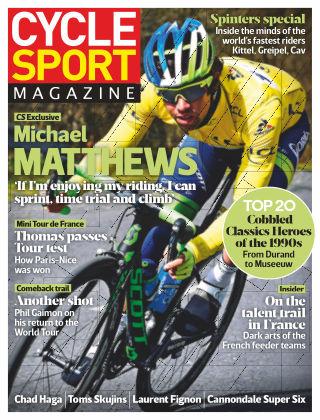 Cycle Sport Magazine June 2016