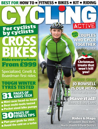 Cycling Active January 2014