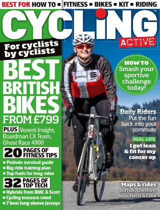 Cycling Active May 2014