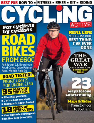 Cycling Active February 2014