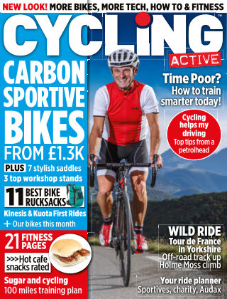 Cycling Active June 2014