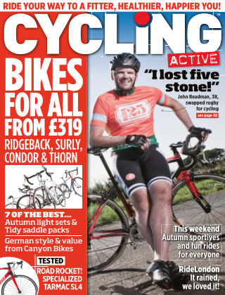 Cycling Active October 2014